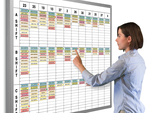 Work & Shift Schedules
