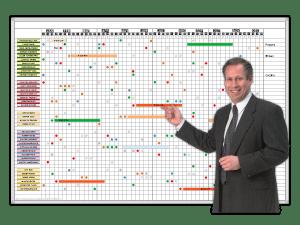 magnetic dry erase whiteboard calendars