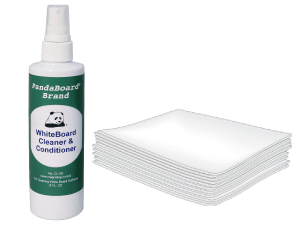 White Board Cleaner & Wipes