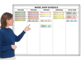 Open-Column Whiteboards