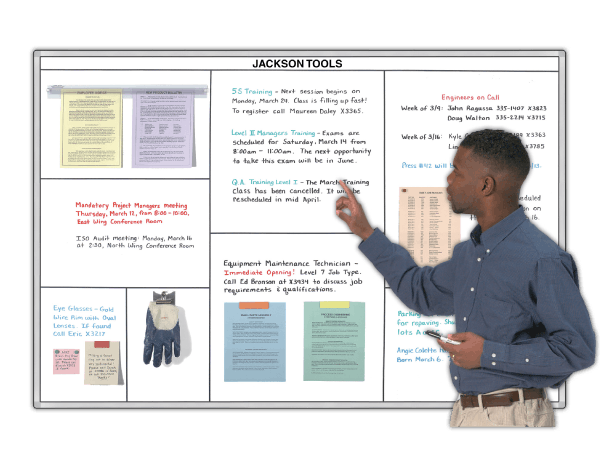 Perfect-Writing® Magnetic Bulletin Board Kits