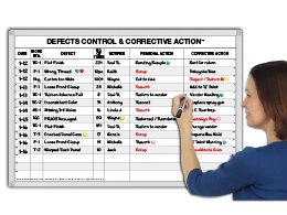 Defects Control & Corrective Action