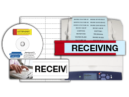 Card Lettering CD/ROM Templates