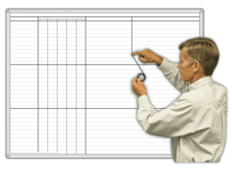 U-Design-It® ChartMaker® Whiteboard Kit