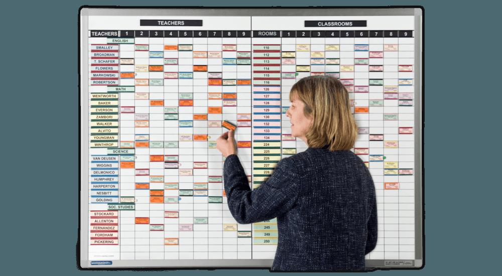 Same-Day™ 9-Period Master Class Schedule