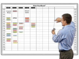 Hourly U-Design-It® Boards