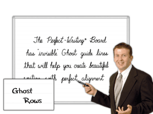 Perfect-Writing® Boards with Ghost Guidelines