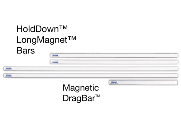 Hold-Down™ Magnetic Long Bar Clamp Sets