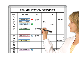 Patient's Therapy Schedule