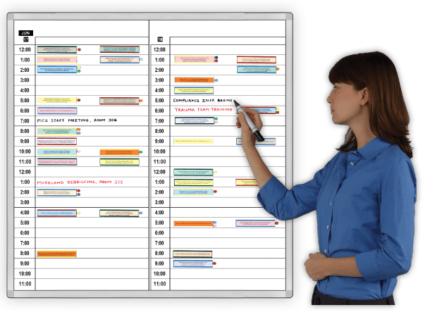 30 & 60 Minute Time / Activity DayBoards™