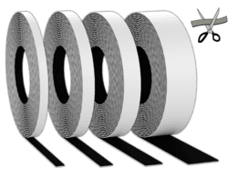 Magnet-Mount® Adhesive backed Magnet in Rolls