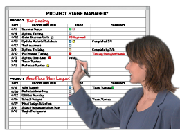 Project Stage Manager