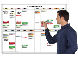 Magnatag is the Leading Source in Job and Task Management Tools