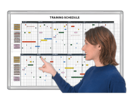 365-Day Training Schedule