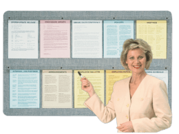TackFree® Bulletin Boards