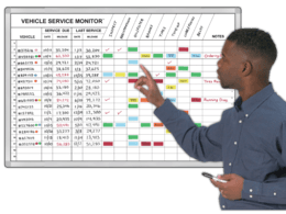 Vehicle Service Schedule