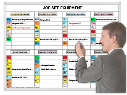 Vehicle and Equipment Job Site Control