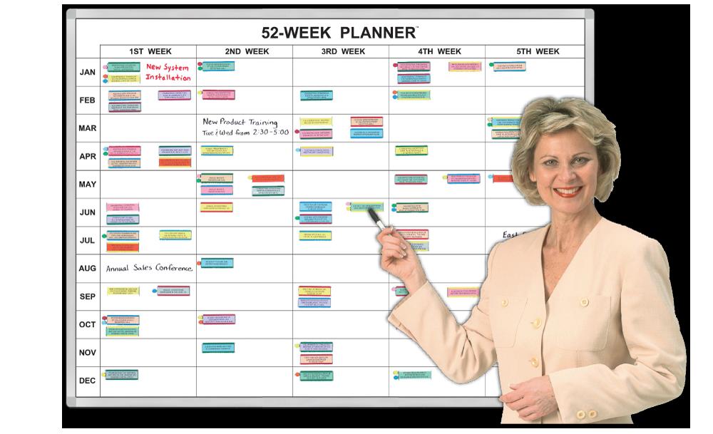 week by week planner
