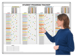 12-Subject Student Progress-Trackers®