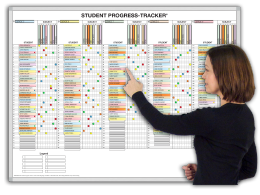 8-Subject Student Progress-Trackers®