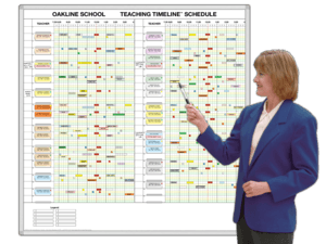 school class schedules magnetic school scheduling whiteboards