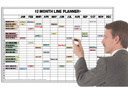 12 Mo. Line-Item Planner