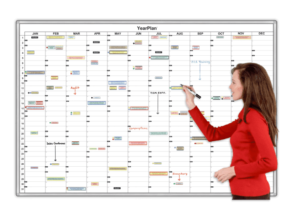 YearPlan™ 365-day Magnetic Calendars Planners