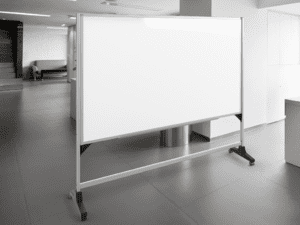 Roll-Around™ Whiteboard Stand