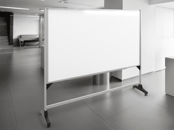 RollAround™ 1 or 2 sided Vertical Board Stands
