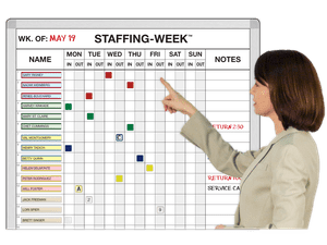 In-Out 5 or 7-day Staffing-Week