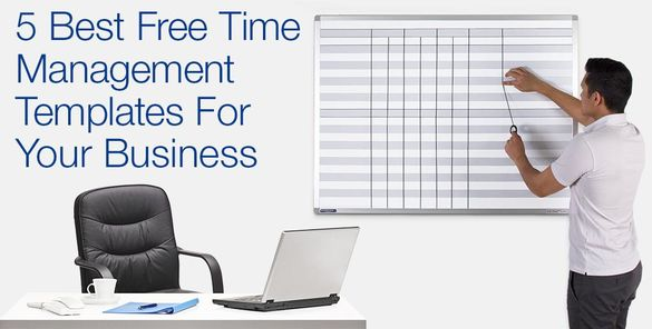 5 Best Free Time Management Templates For Your Business